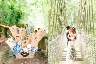 Amber and Scott Tree House wedding (2)