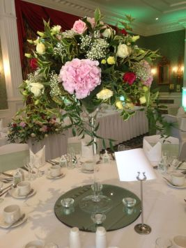 August 2014 - Table Centre