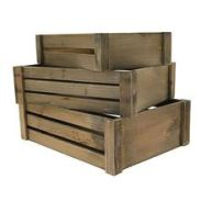 wooden-crates-brown-x-3-wholesale