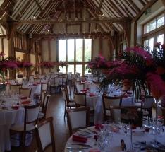 Bollywood Evening   Floristry: Triangle Nursery Ltd   Venue: Easton Grange
