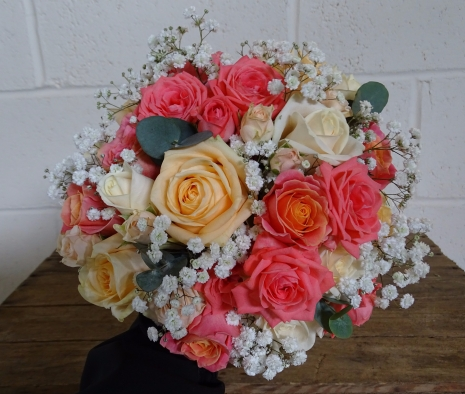 Coral Wedding At Thorpeness Country Club