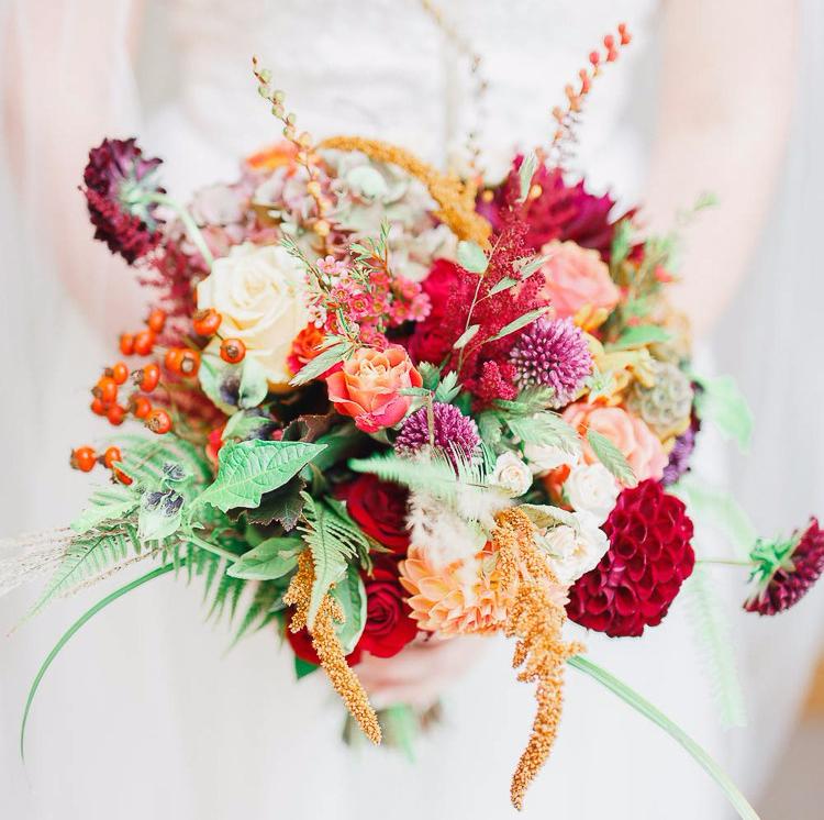 Seasonal Autumn Weddings Blog | Triangle Nursery Ltd