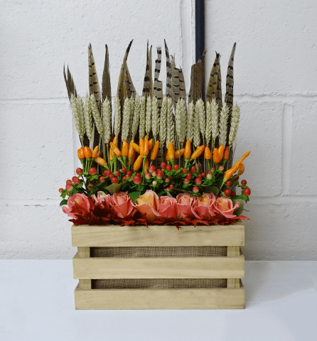 How to Guide on Thanksgiving Arrangement
