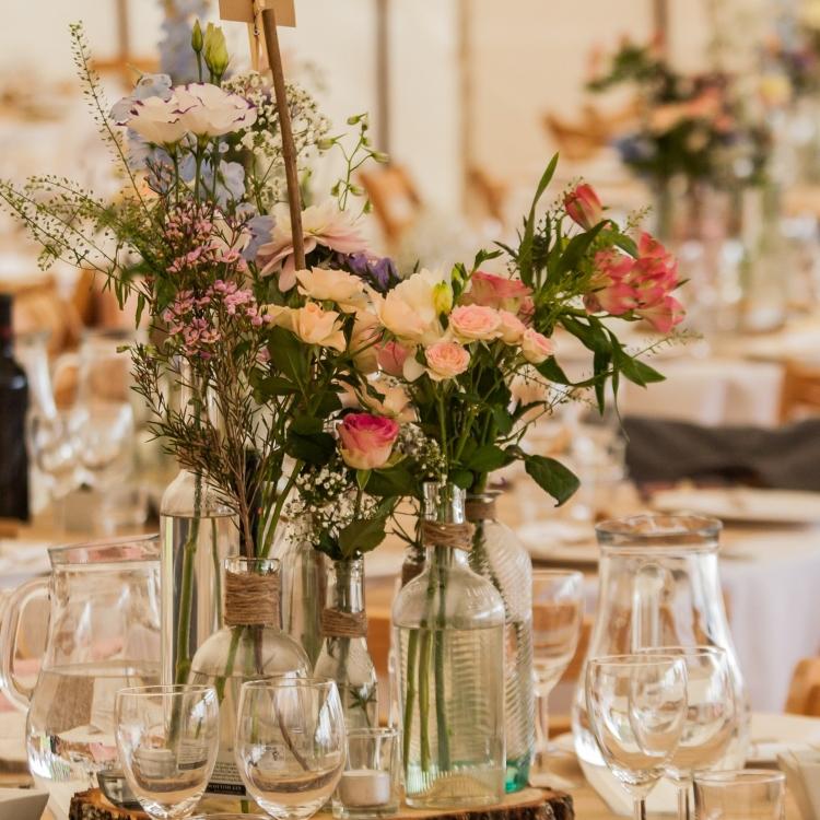 Plan your DIY Wedding Flowers - Triangle Nursery Ltd