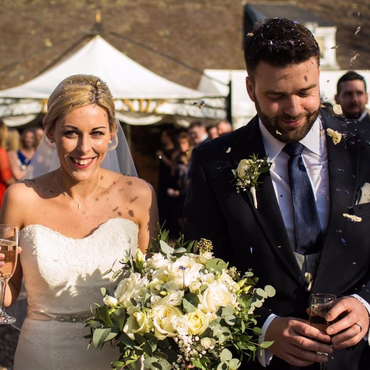 Triangle Nursery Florists - Wedding