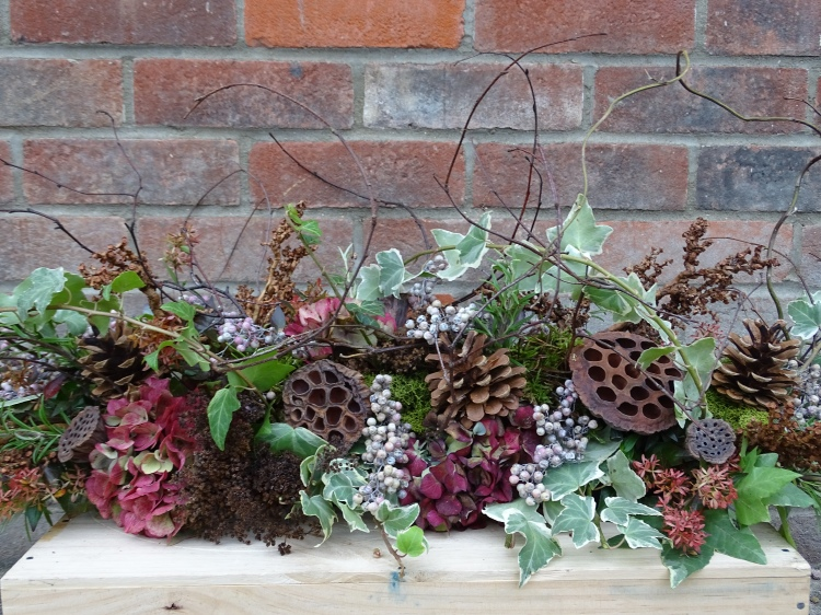 How to Create a Woodland Style Arrangement with Triangle Nursery