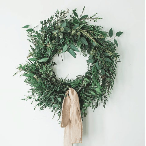 Top 20 Christmas Wreaths - Triangle Nursery
